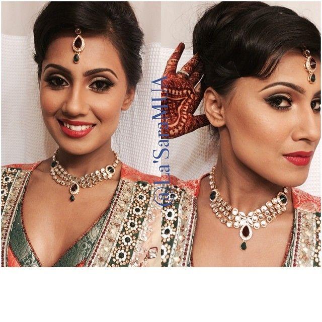 Amazing #wedding weekend dolling up this #bollywood actress look alike! @soniamehboob #supergorg!! Hair and makeup by moi !  #mac #macgirl #ilovemakeup  #iloveigmuas #ilovemaciggirls #makeup #makeupartist #artist #motd #lotd #potd #mua #beauty #makeupaddict #beatthatface #ibeatfaces #makeuphoneys #makeupgeek #igmakeup #instamakeup #makeupdolls #beautyguru #makeupmobb #glam #indianwedding #weddingseason #bridal