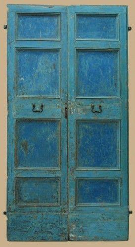 Porta antica originale, marchigiana, del 1700