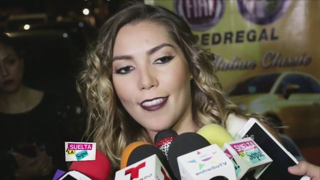 Frida Sofía confirma que posará para Playboy (VIDEO)