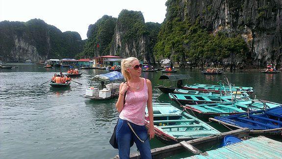 ReiseLust-Blog | Halong Bay - Willkommen im Paradies   #reisen #reiselust #wanderlust #vietnam #halongbay