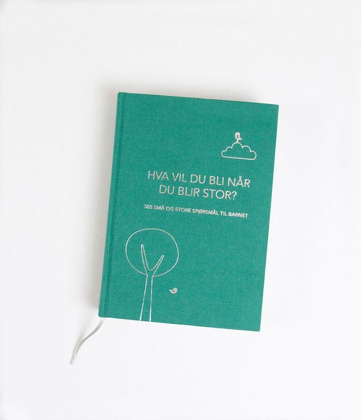 Bok | Hva vil du bli når du blir stor?