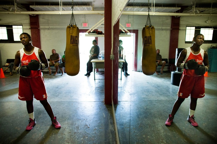 A new hero: T-Rex, The youngest female Olympic boxer – CNN Photos