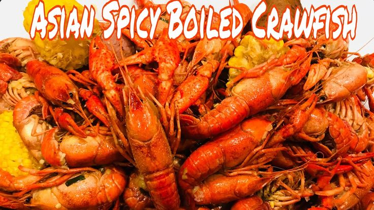 how to boil crawfish youtube