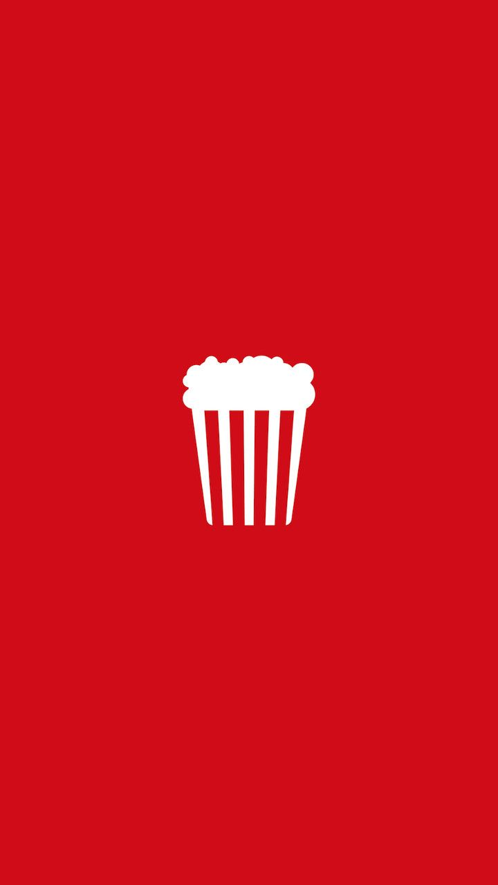 Popcorn - Minimalistic iPhone Wallpapers @mobile9 #minimal ...