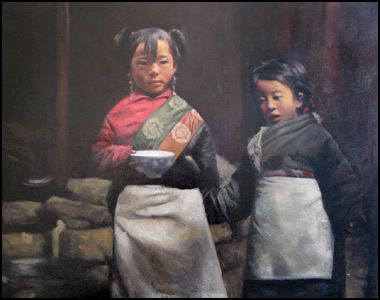 Tong Luo | La Galerie Shayne - The Shayne Gallery