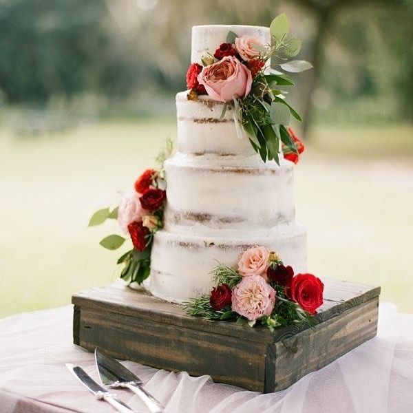 Wedding Cake Boxes For Quests