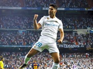 Real Madrid's Marco Asensio: 'Neymar leaving Barcelona for PSG is strange'