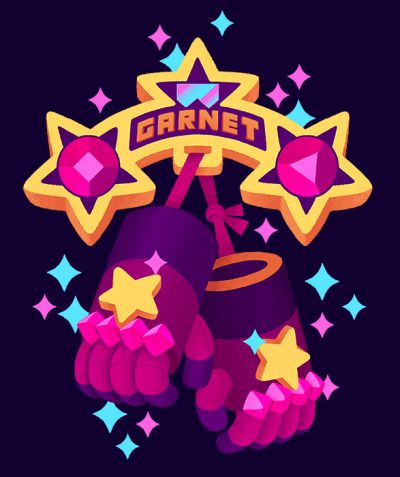 """Garnet - tees 
