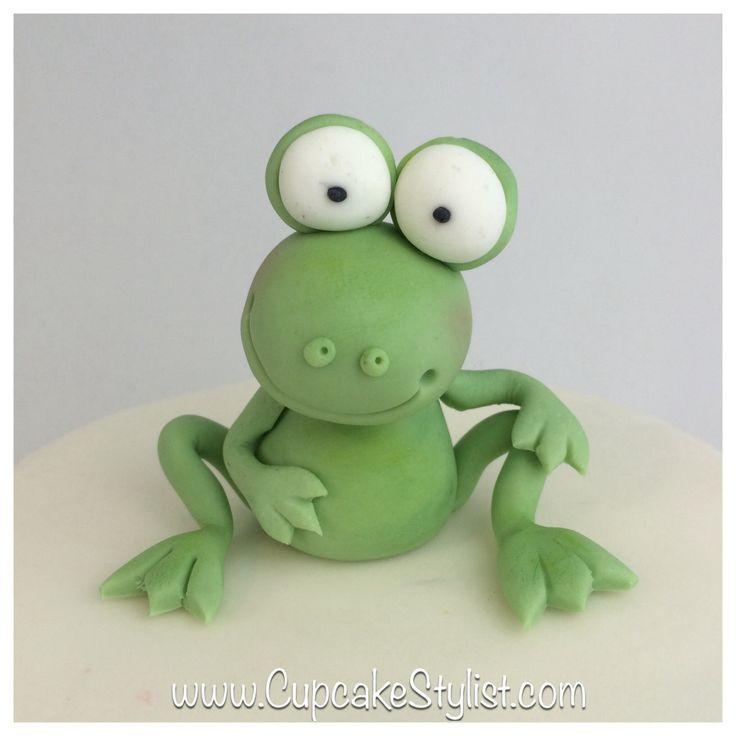 Alligator Baby Shower Cake Topper