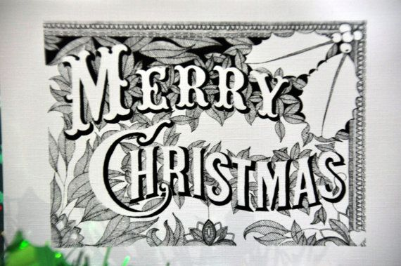 traditional christmas cards original design pack by inchiostronero, $10.00