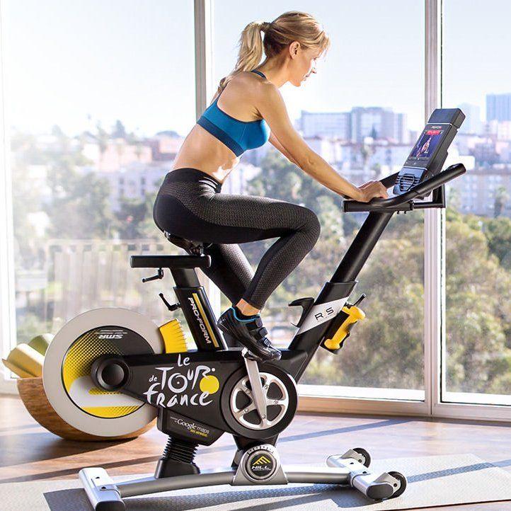 Studio Bike Pro Petagadget Best Exercise Bike Biking Workout Indoor Bike Trainer