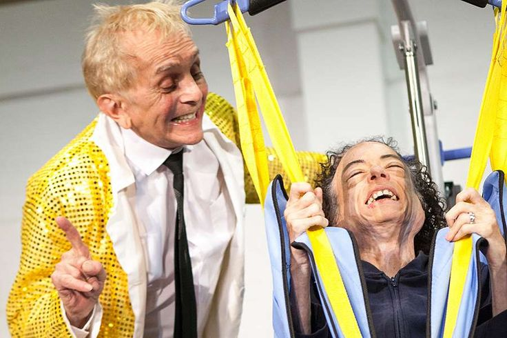 Physician-assisted suicide has been a subject of controversy for several years, but Liz Carr is taking the issue somewhere it has never been before: the musical theatre.