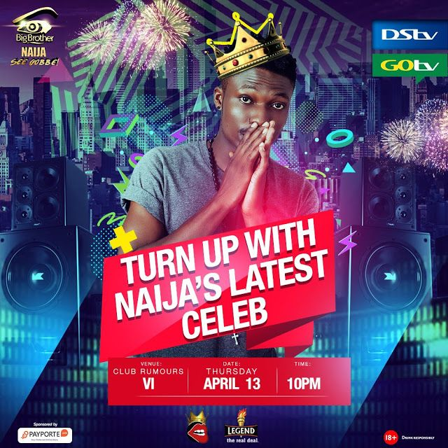 GLOBAL COMMUNITY REPORTERS: BIG BROTHER NAIJA WINNER, EFE TO HOST LAGOSIANS TO...