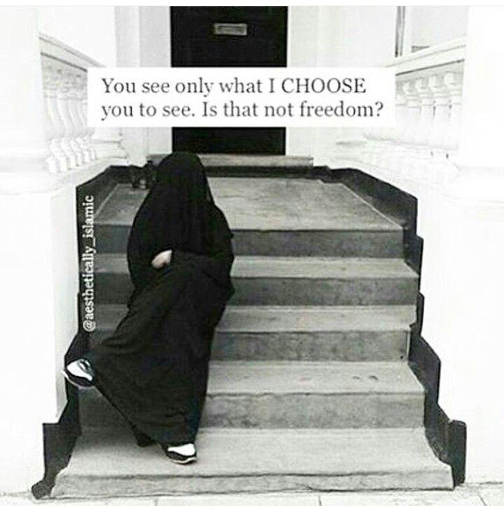 Islam #hayaa #freedom