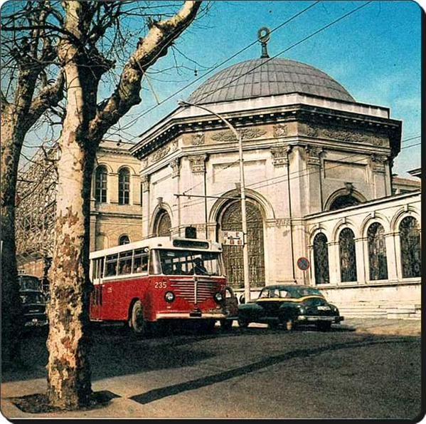 Divanyolu, 1970'ler #istanlook #nostalji #birzamanlar