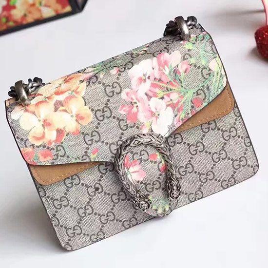 94736a90c84 Gucci Dionysus GG Blooms Mini Bag 421970