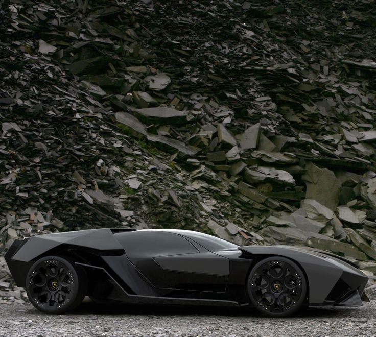 Lamborghini Aventador Fantasy Shoes Car
