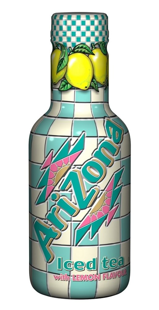 Sparkly Kid: Arizona Lemon Flavored Iced Tea - Recipe