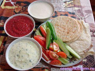 Рецепты вегетарианских соусов