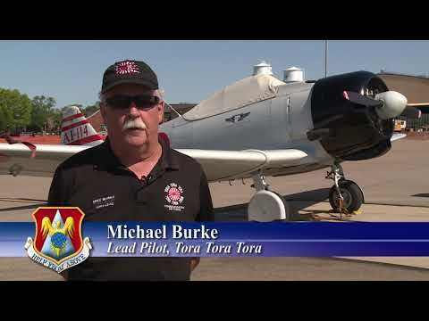 Defense Flash News : Tora Demonstration team performed at Scott AFB for the Centennial Air Show & Open House, Tora!, Tora!, Tora! SCOTT AFB, IL, UNITED STATES 06.10.2017 Video by Senior Airman Katherine Walters 375th Air Mobility Wing The Tora Demonstration team performed at Scott AFB for...