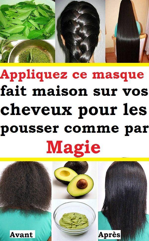 Appliquez Ce Masque Fait Maison Sur Vos Cheveux Pour Les Pousser Comme Par Magie Cheveux Coiffure Chevelu Masque Alopecie Hair