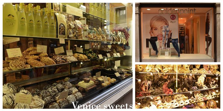 Venice –The world of showcases. February, 2015
