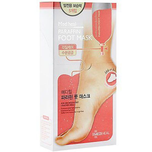 K-Beauty Mediheal Paraffin Foot Mask 5pcs #Mediheal