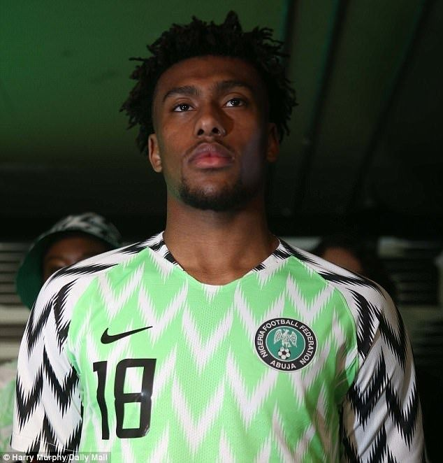 Super Eagles And Arsenal Forward Alexander Iwobi Has Made A Debut In His First Film Role In The Soon To Be Releas World Cup Shirts World Cup Now And Then Movie
