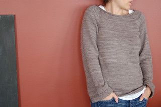 Ravelry: Relaxed Pullover pattern by Vogue Knitting
