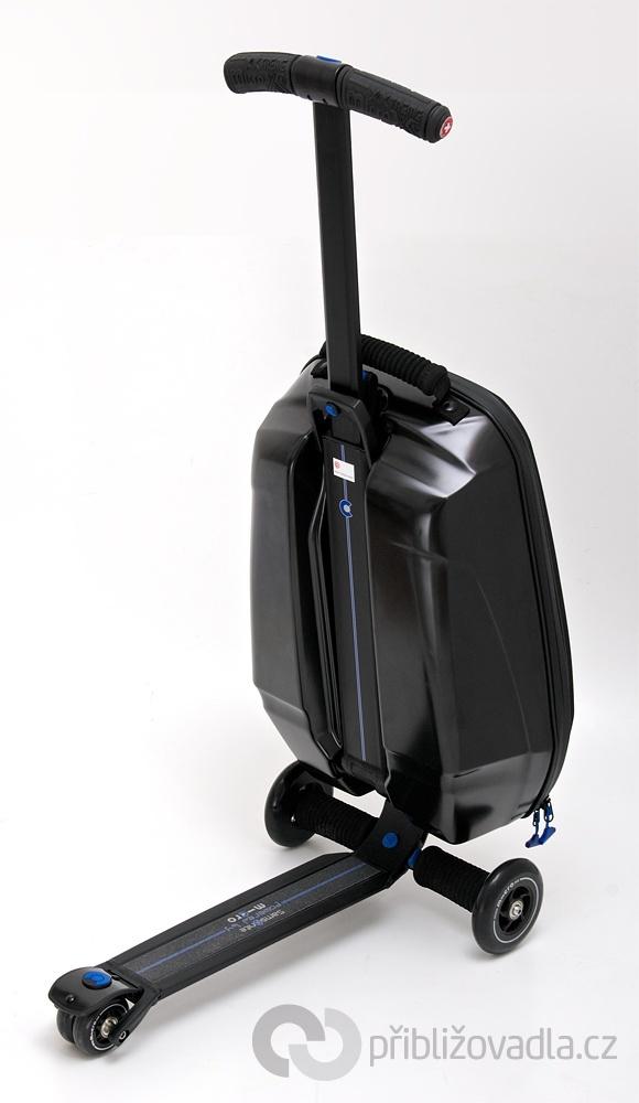 Scooter (footbike) | koloběžka – Micro Luggage > Priblizovadla.cz