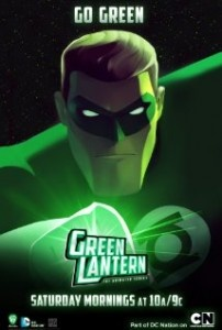 This week the cast of Green Lantern: The Animated Series discussed their characters and a few plot details in a behind-the-scenes featurette posted by USA Today. In the video, actors Josh Keaton (Hal Jordan), Kevin Michael Richardson (Kilowog) and Grey DeLisle (Aya) share how they create their characters' voices, and the accompanying article features details about the show from series producer Giancarlo Volpe.