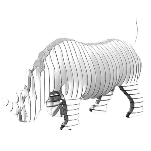 Rambling Robbie el Rinoceronte Blanco   $168.000 COP