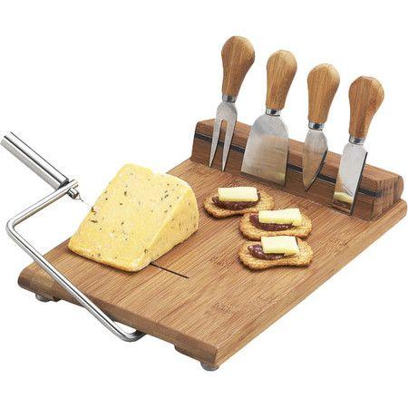 6-Piece Stilton Cheese Board Set  at Joss and Main