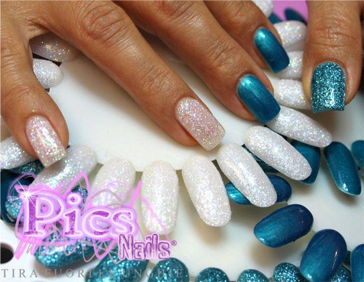Gel Glitter Pics Nails, per mani estremamente luminose e un finish professionale e duraturo!