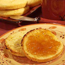 Toaster Corncakes: King Arthur Flour