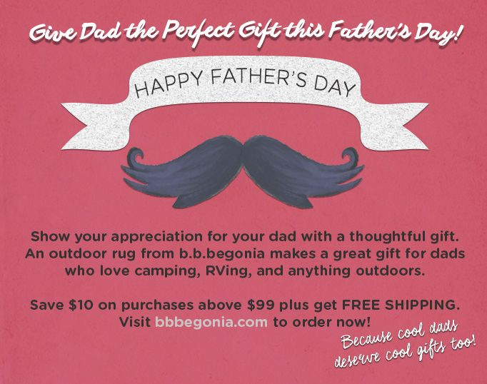 Need a Father's Day gift? We've got you covered. www.bbbegonia.com