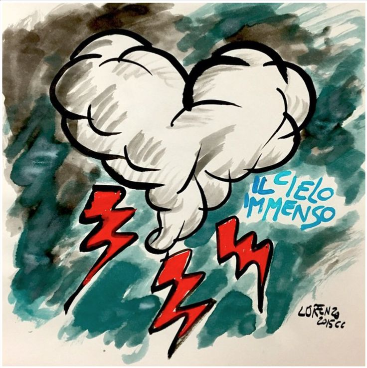#ilcieloimmenso #lorenzo2015cc #jovanotti