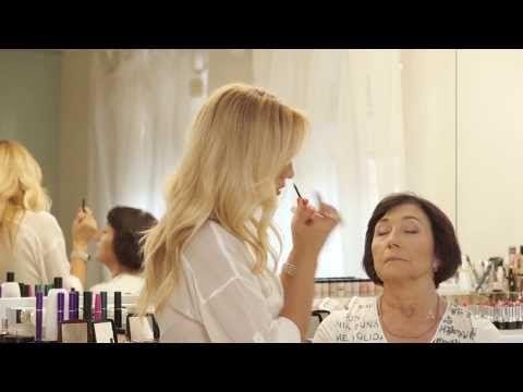 Возрастной макияж от Avon - YouTube