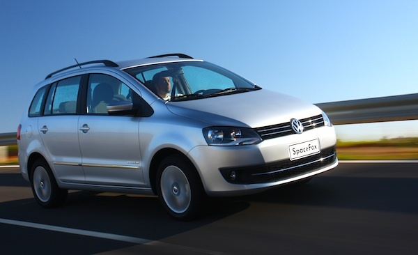 Volkswagen SpaceFox 2012: El Vw, Cars Del, Family, 2012, Of The, Spacefox 2012
