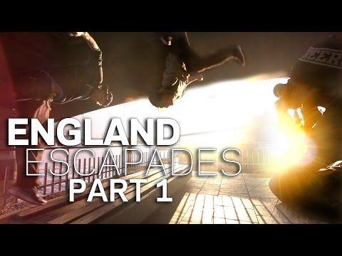 ENGLAND ESCAPADES (Part 1 of 2) - Jesse La Flair - YouTube
