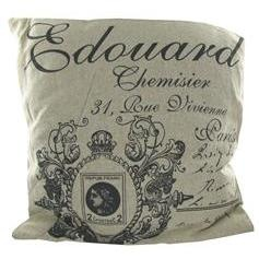 french throw pillow!