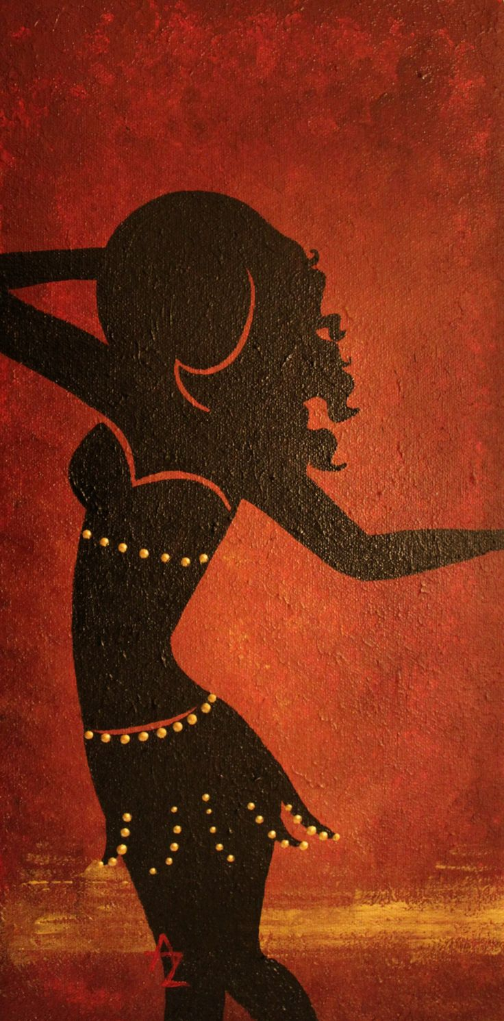 Les 18 meilleures images propos de dessin peinture - Danseuse orientale dessin ...