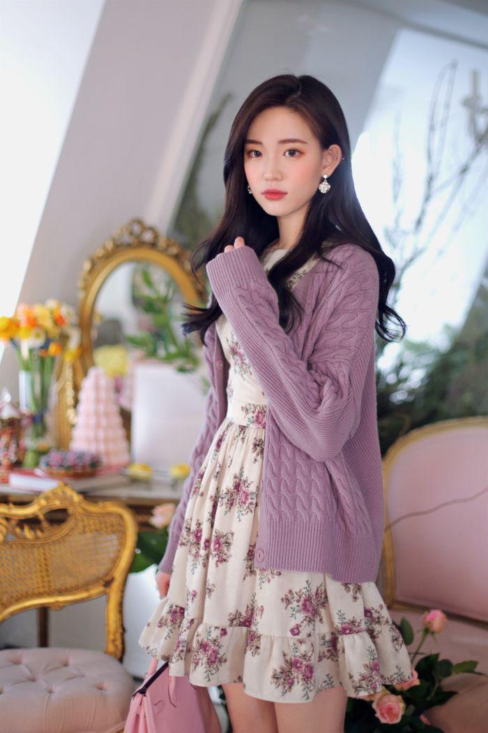 Milkcocoa Daily 2018 Feminine Classy Look Milkcocoa In 2019