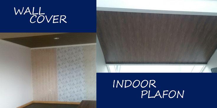 upvc indoor plafon