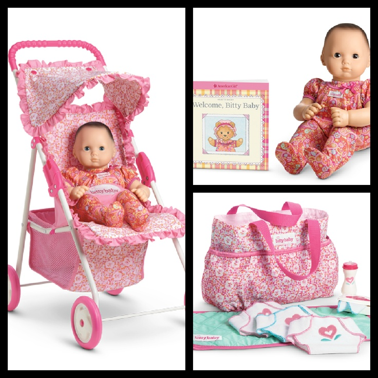 Bitty Baby: American Girl. Sippy Cup Chronicles: The 2012 Holiday Gift Guide: Gifts For All and Gifts that Give Back