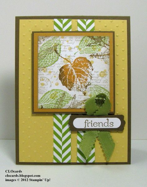 French Farewell by CLOcards - Cards and Paper Crafts at Splitcoaststampers
