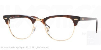 Ray-Ban RX RX5154 Eyeglasses. Maybe I should start embracing my blindness?