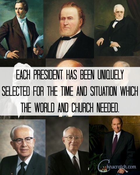 Love this handout- goes great with LDS Lesson Ezra Taft Benson Chapter 11: Follow the Living Prophet