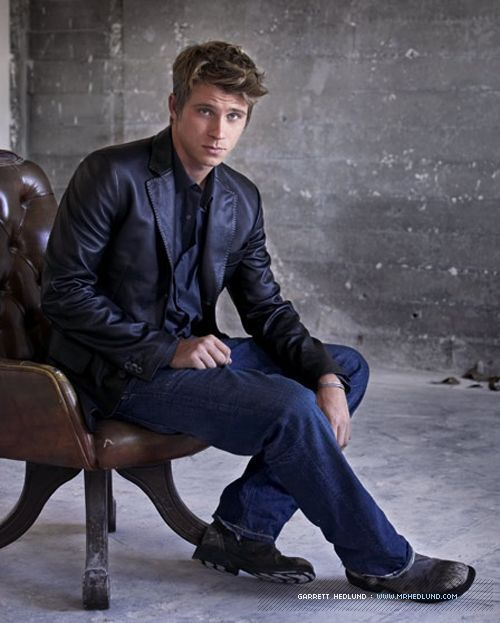 Garret Hedlund... Definitely worth talking about!