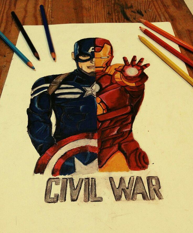 Captain America Civil War!
